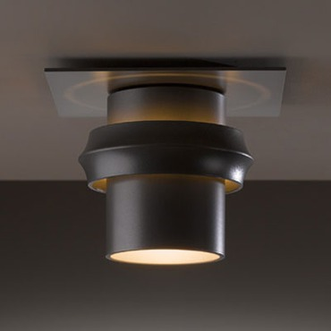 Twilight LED Outdoor Flush Mount