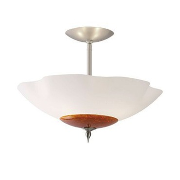Bolinas Small Semi Flush Ceiling Mount