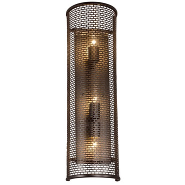 Lit-Mesh Test Wall Sconce