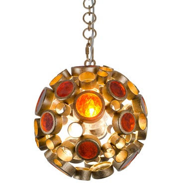 Fascination Mini Orb Pendant