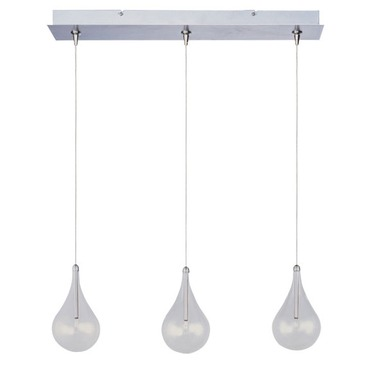 Larmes Rapid Jack Linear Pendant with Canopy