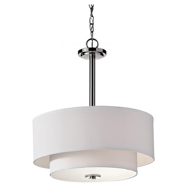 Malibu Double Shade Pendant
