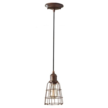 Urban Renewal 1246 Pendant with Vintage-Style Bulb