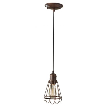 Urban Renewal 1247 Pendant with Vintage-Style Bulb