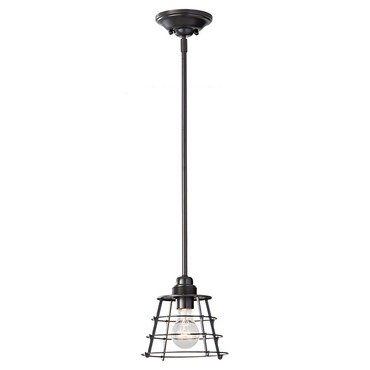 Urban Renewal 1252 Pendant with Vintage-Style Bulb