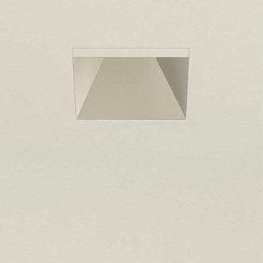 Genna Ceramic Metal Halide 3.5 Inch Wall Wash Trim/Housing