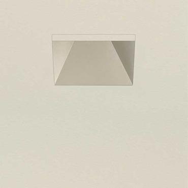 Genna Ceramic Metal Halide 3.5 Inch Wall Wash Trim/Housing