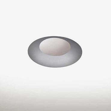 Aurora LED Round Beveled 2 Inch Flangeless Trim/Housing