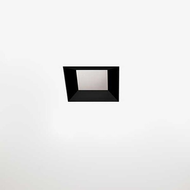 Aurora LED Square Beveled 2 Inch Flangeless Trim/Housing