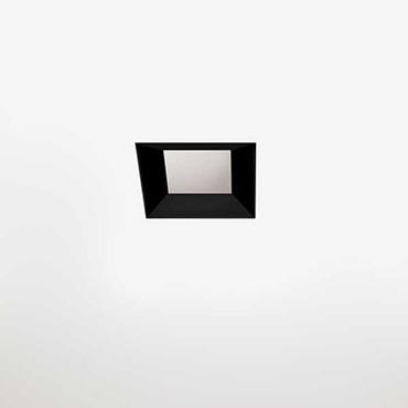 Aurora LED Square Beveled 2 Inch Flangeless Trim/Housing