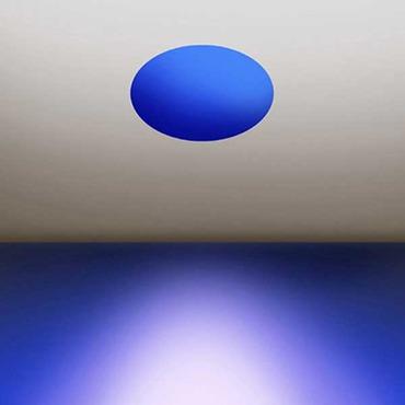Aurora RGB/LED Round Edge 3.3 Inch Invisible Trim/Housing