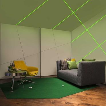 Truline .5A RGB/White Plaster-In LED System 6W 24VDC