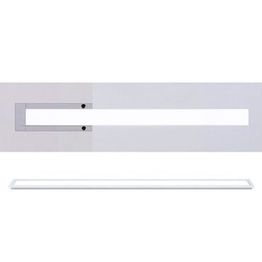 TruLine 1.6A 10W 24VDC Tunable White Plaster-In LED System