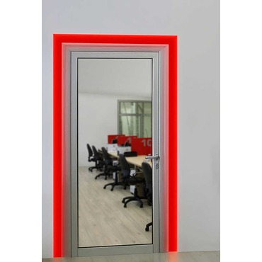 Verge Door Frame RGB Plaster-In LED Sysem 3W 24VDC