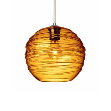 Wave Dome Canopy Pendant
