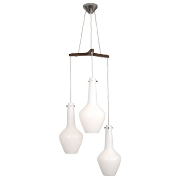 Capri 3 Light Pendant