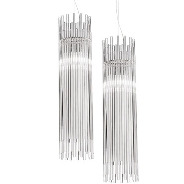 Diadema 31 Inch Multi Light Pendant
