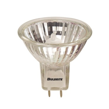 MR16 GY8 Base 35W 12V 36Deg 2900K Lens by Bulbrite | 620335