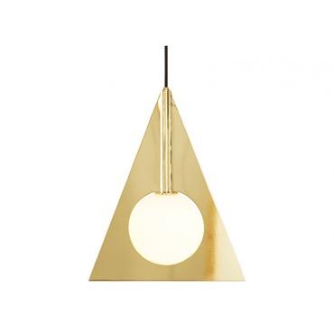 Plane Triangle Pendant