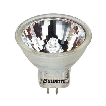 MR11 GU4 Base 10W 12V 18 Deg by Bulbrite | 642021