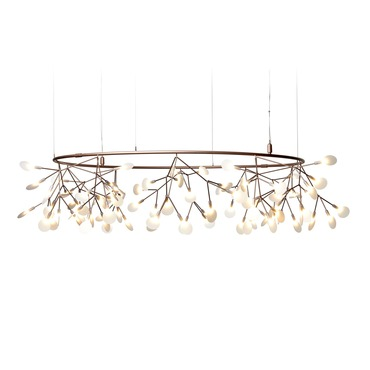 Heracleum Small Big O Pendant