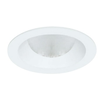 3 Inch Round LED Flanged Wall Wash Trim by Element by Tech Lighting | E3RFW-W-LED