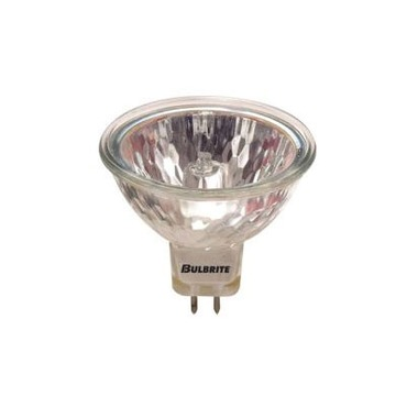 MR16 GU5.3 Base 75W 12V 36 Deg with Lens by Bulbrite | 645375