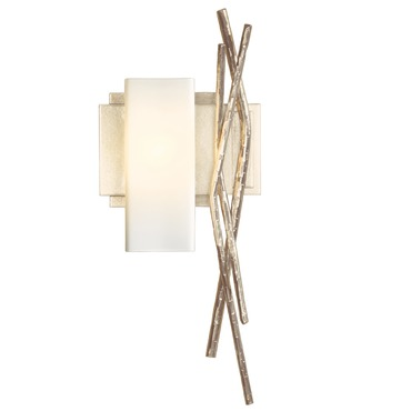 Brindille Left Wall Light Soft Gold