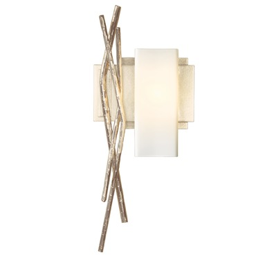 Brindille Right Wall Light Soft Gold