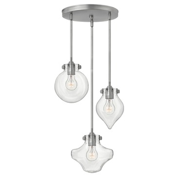 Congress Multi Light Pendant