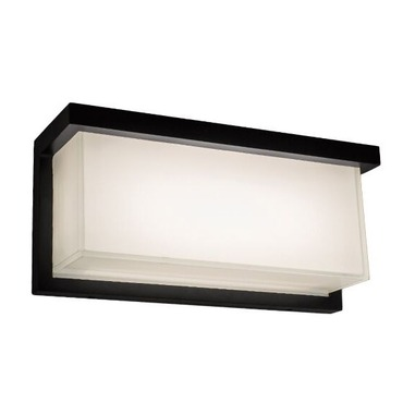 Ledge Wet Rated Wide Wall Light