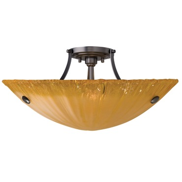 Wilt Bowl Semi Flush Ceiling Mount