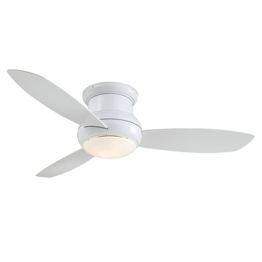 Concept II Outdoor Ceiling Fan with Light