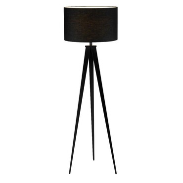 Director Metal Floor Lamp