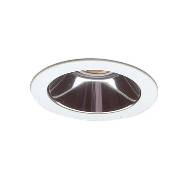 R3-421 3 Inch Round Adjustable Alzak Trim by Beach Lighting | r3-421wcl