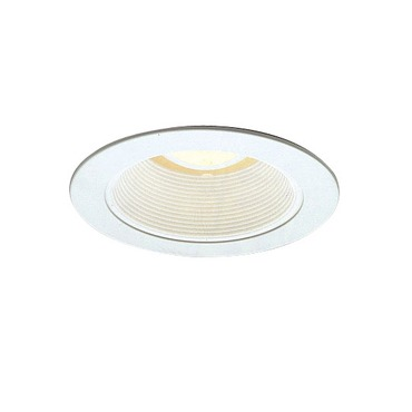 R3-493 3 Inch Round Adjustable Baffle Trim by Beach Lighting | r3-493w