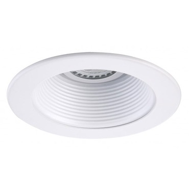 R4-493 4 Inch Adjustable Baffle Trim by Beach Lighting | r4-493w
