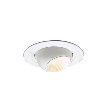 R4-498 4 Inch Eyeball Recessed Trim