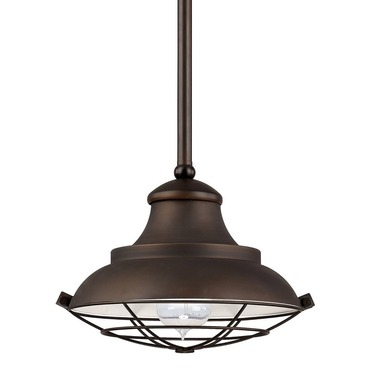 classic barn style pendant by capital lighting 4567bb