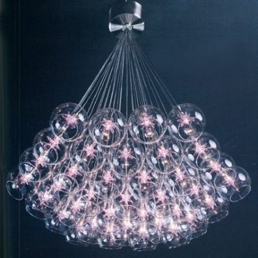 Starburst 37 Light Suspension