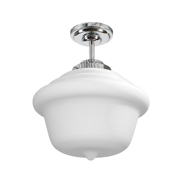 Ceiling semi flush by stone lighting
