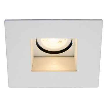 R4-590 4 Inch Square Adjustable Baffle Trim