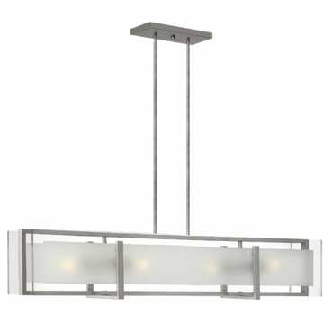 Latitude Linear Chandelier