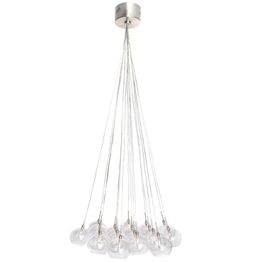 Starburst Multi Light Cluster Pendant by Et2 | E20113-24