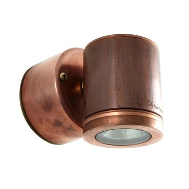Wall Retro Outdoor Down Light by Hunza Lighting | DL/Rcop