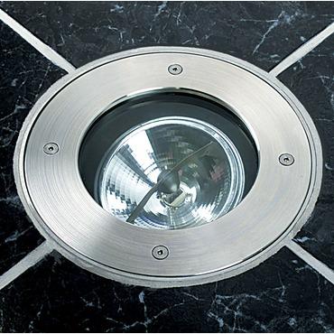 Inground 1-11 Up Light by Hunza Lighting   IG1-11ss