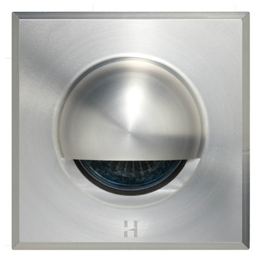 Eyelid Square Halogen Step Light by Hunza Lighting | SLSSQss