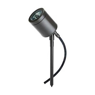 Spike Spot Adjustable Outdoor Light by Hunza Lighting | SS/Abk