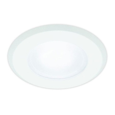 S3400 3.5 Inch Round Beveled Shower Trim by Contrast Lighting | S3400-11
