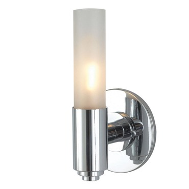 Cylinder Bath Wall Sconce